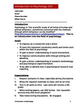 introduction to creative nonfiction syllabus