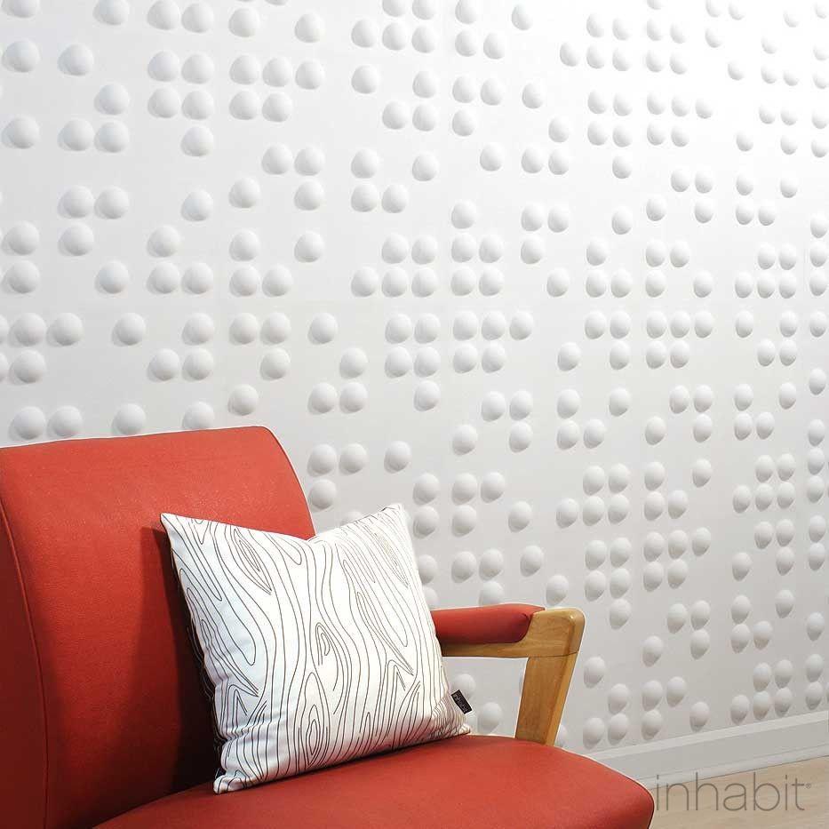 Braille Wall Flats - 3D Wall Panels | 3D Wall Panels | Pinterest ... for 3d Wall Graphic Design  66plt