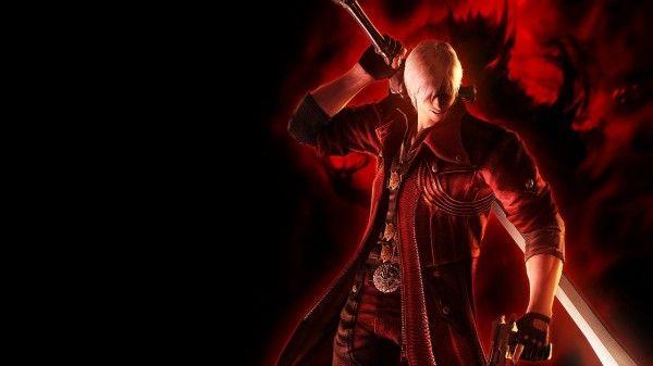 Devil May Cry 4 Wallpaper Dante Erhanovic Devil May Cry Devil