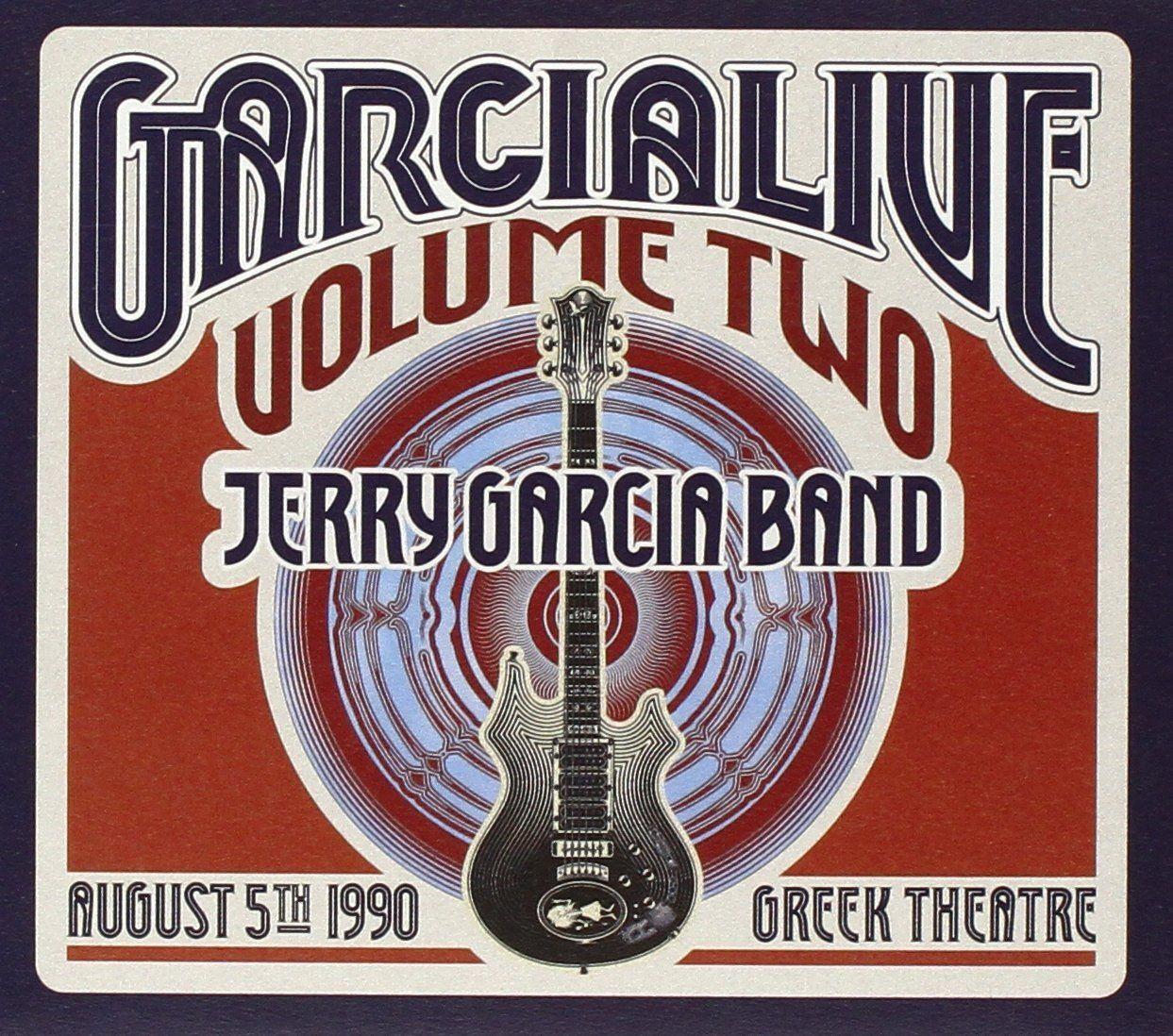 Garcialive 2: August 5th 1990: Jerry Garcia: Amazon.it: Musica