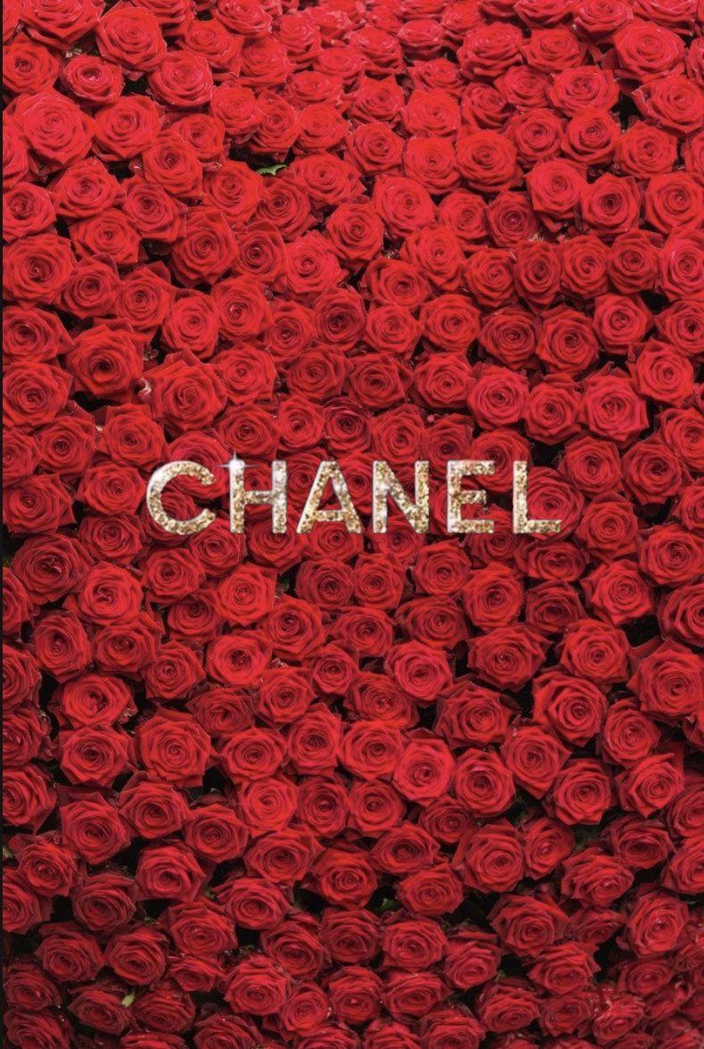 Chanel Wallpaper Fond D Ecran Telephone Fond D Ecran Rouge Fond D Ecran Rose Gold