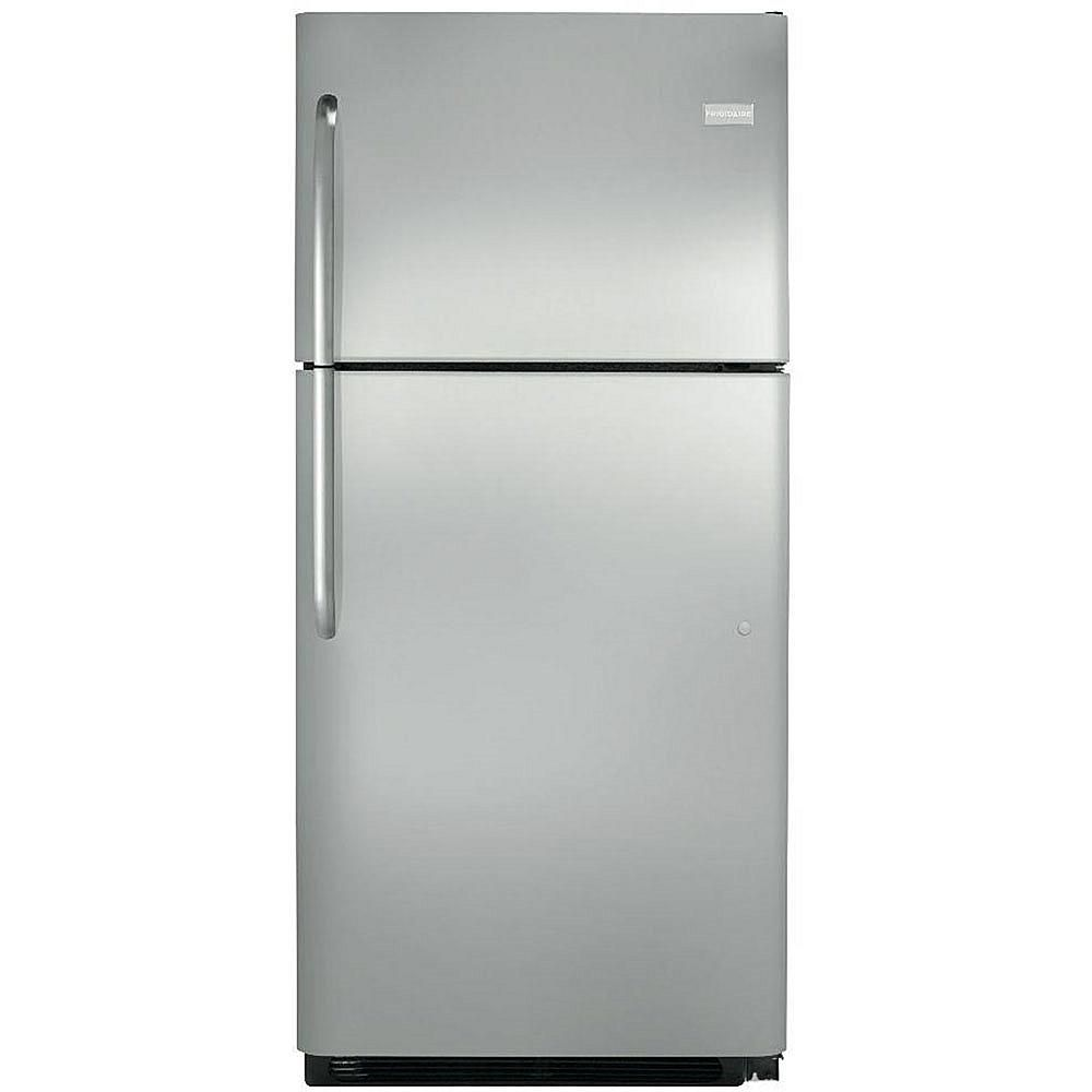 Home marketplace frigidaire cu ft top mount refrigerator