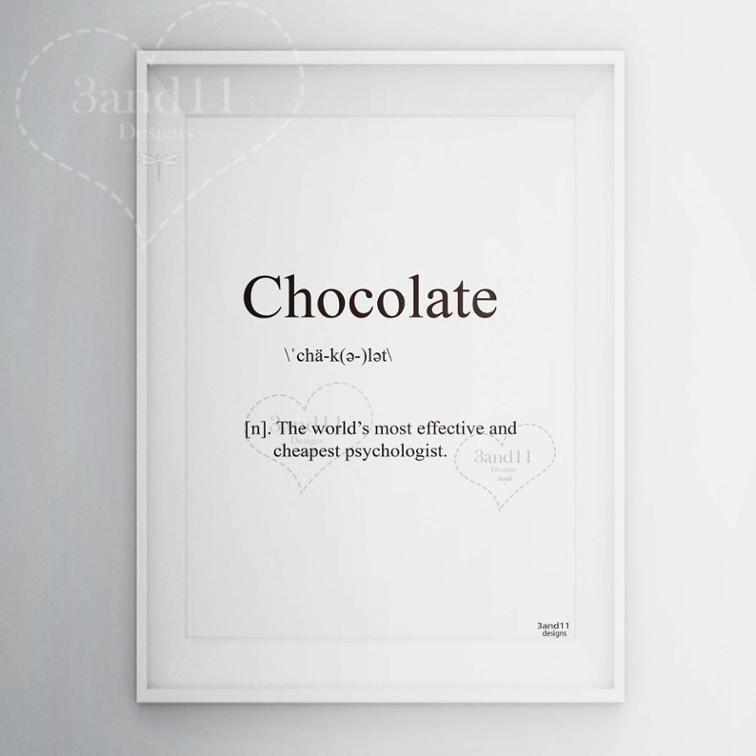 Chocolate definition minimalist picture art deco   Definitions ...