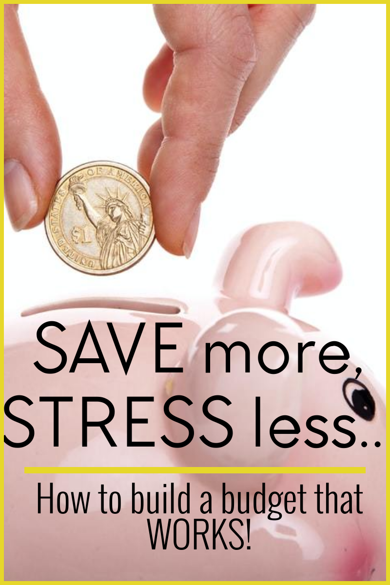 Budgeting Finances, How to easily build a budget that works!