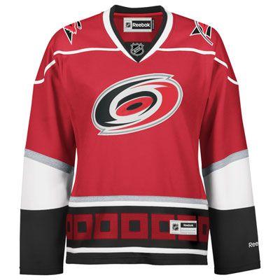 3819048ad Carolina Hurricanes Women s Home Premier Hockey Jersey  carolina  hurricanes   nhl