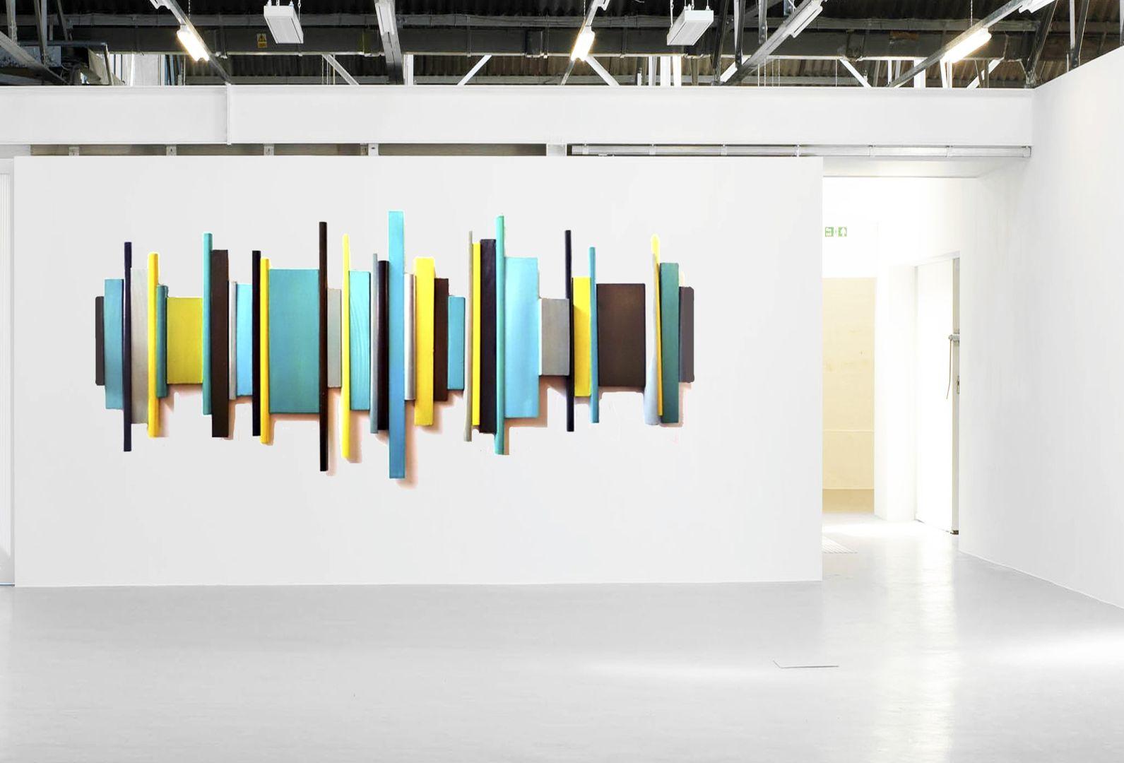 Modern artwork portfolio in deco pinterest art wall