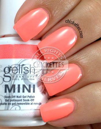Gelish Im Brigher Than You With Images Gel Nails Diy Gel