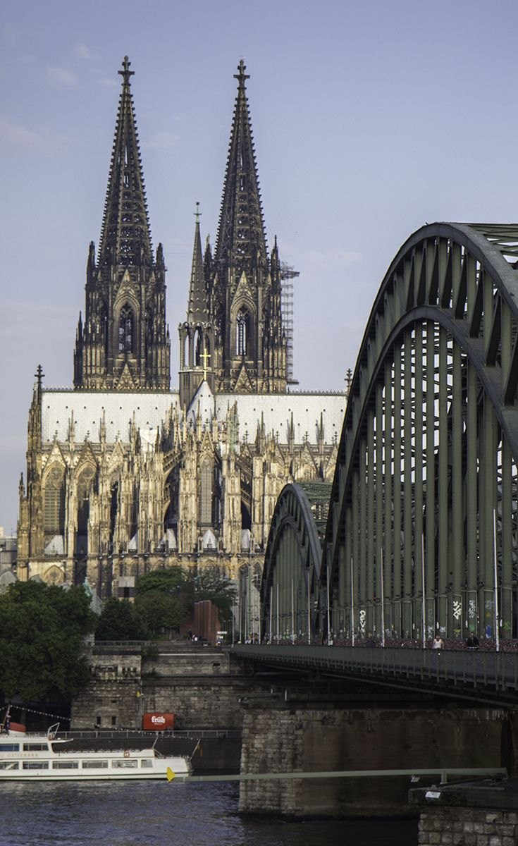Cologne Cathedral Cologne Germany Cathedral Cologne Cathedral Cool Places To Visit
