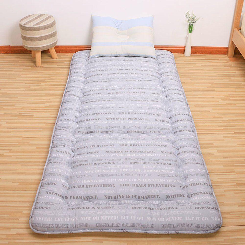 FUIOLWP padded mattress/tatami mattress/mattress/student