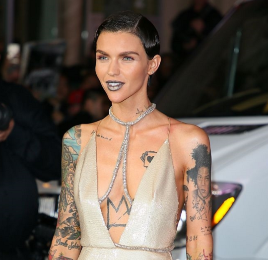 Why Ruby Rose Is Glad She Didn T Have Gender Reassignment Surgery Ruby Rose Ruby Rose