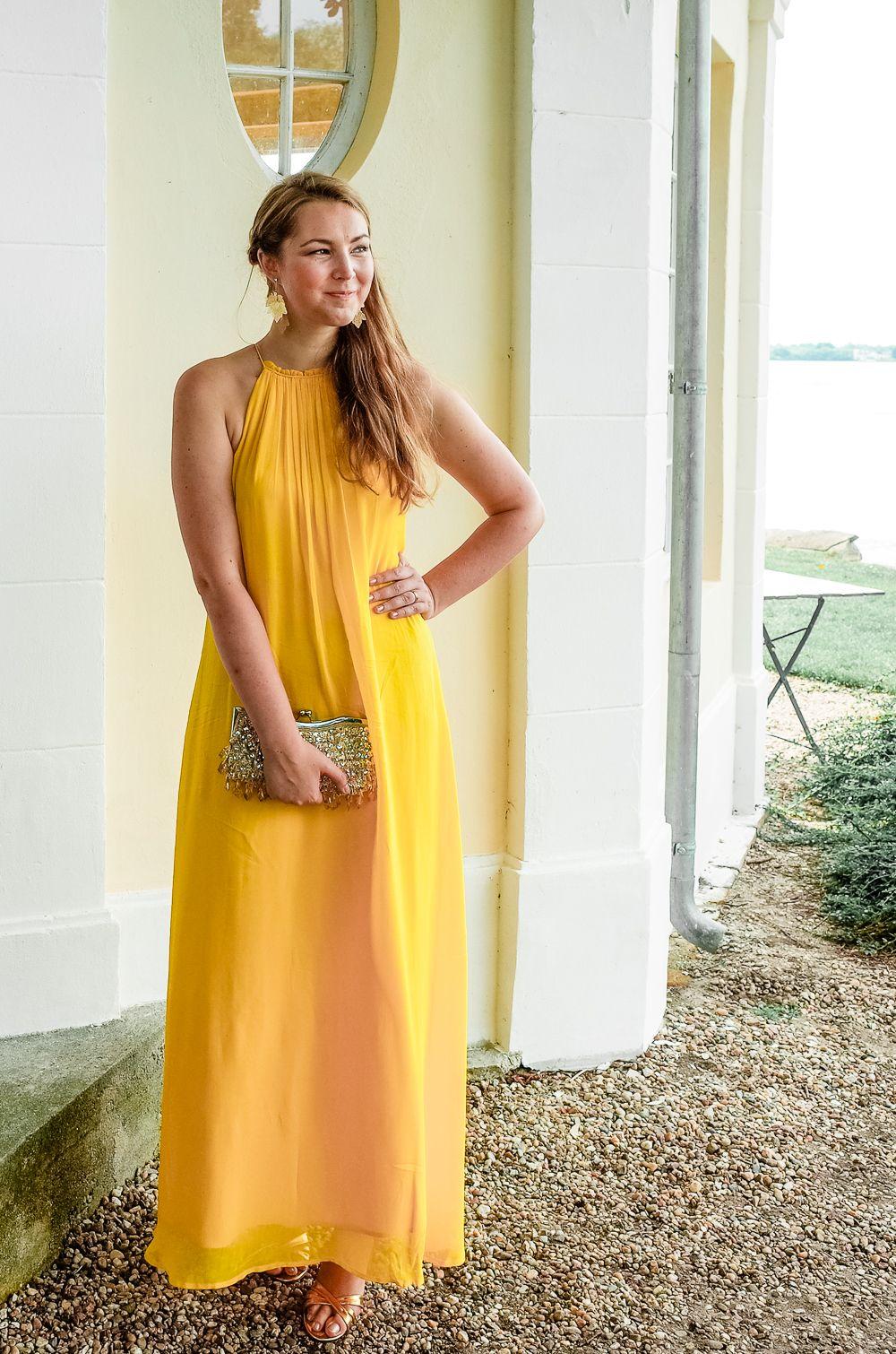Hochzeitsgast in Gelb – Die erste Hochzeit nach unserer Hochzeit ...