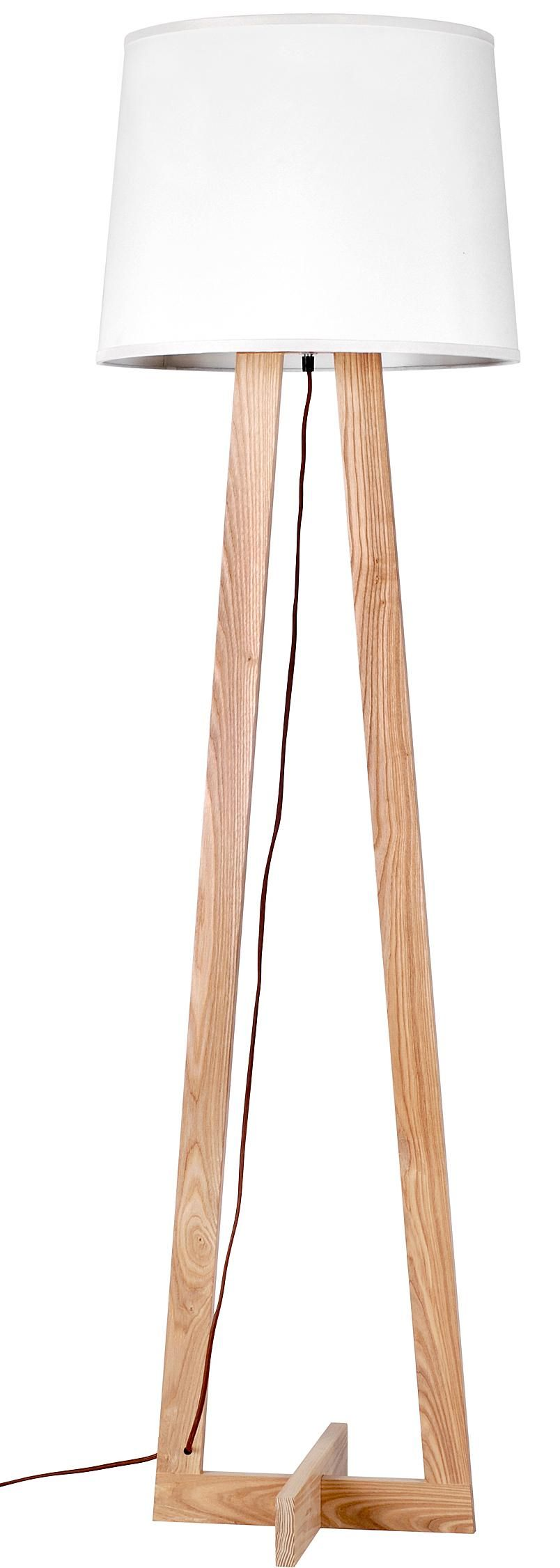Masculine Wood Etagere Floor Lamp and ebay wood floor lamp | Decor ...