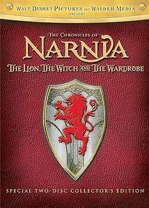 Disney The Chronicles Of Narnia The Lion Witch And Wardrobe 2 Dvd