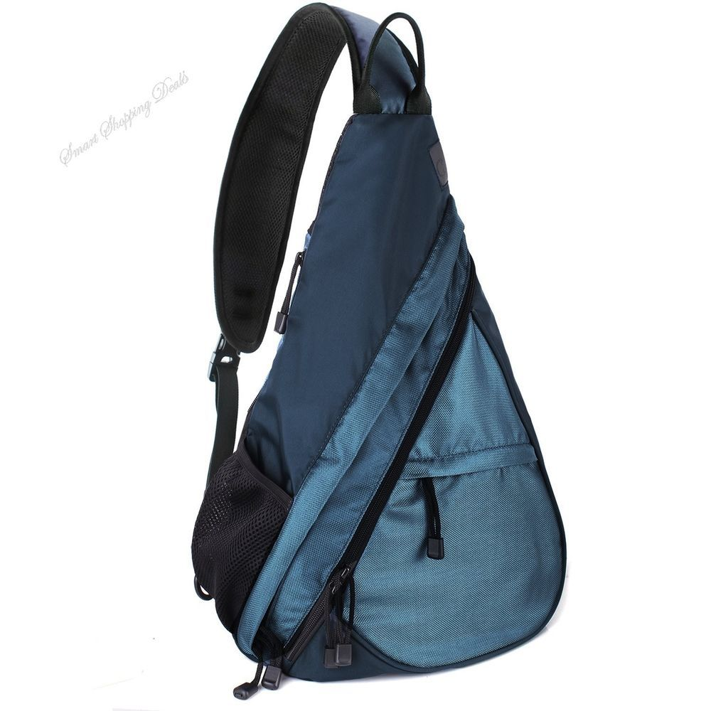 cb10019cd981 Sling Bag Backpack Shoulder Crossbody Bags Travel Backpacks Men Women  Daypack  SlingBagBackpack