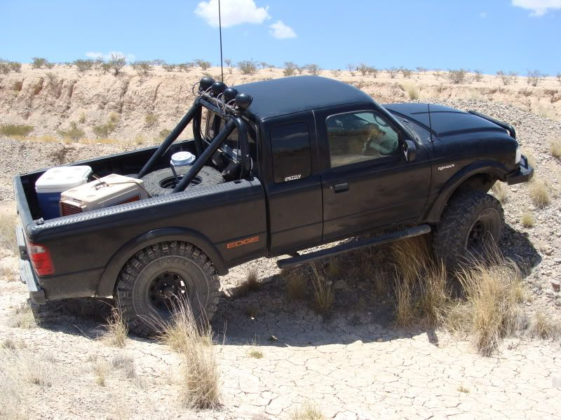 ford ranger spare tire carrier - yahoo image search results