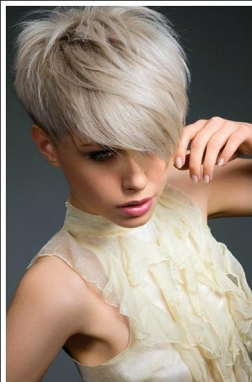 Tremendous 1000 Images About Pixie Hair On Pinterest Short Hairstyles Gunalazisus