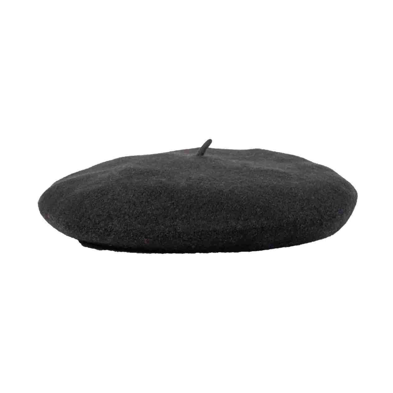 Black Beret Hat Near Me - whorled beret with ear flaps in red or black. 5a268038081