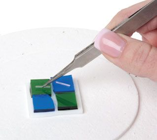 Fusing Gl In A Microwave Kiln
