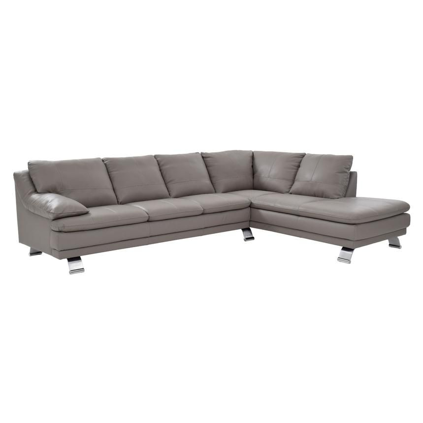 Light Grey Corner Sofa With Chaise In 2020 Best Leather Sofa Leather Sofa Grey Leather Corner Sofa