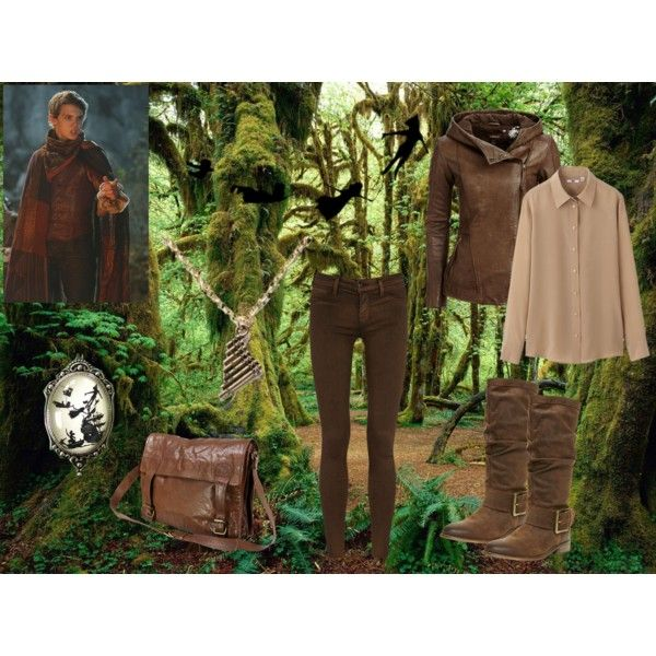 """""""Once Upon A Time: Peter Pan (Robbie Kay)"""" by georgette-cortes on Polyvore"""
