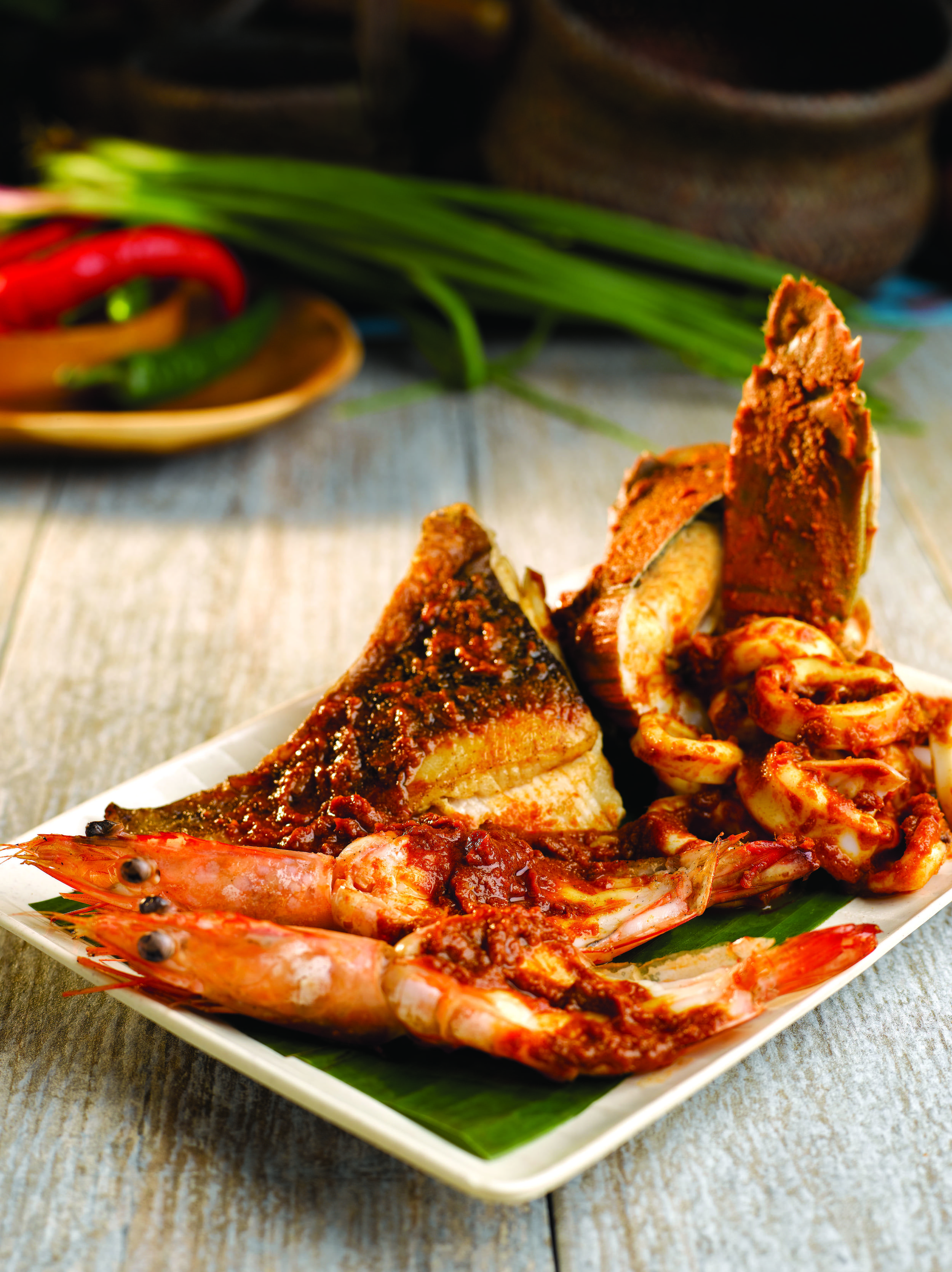 New Year New Penang St Buffet Menu Gd Group Restaurants Food Menu Buffet