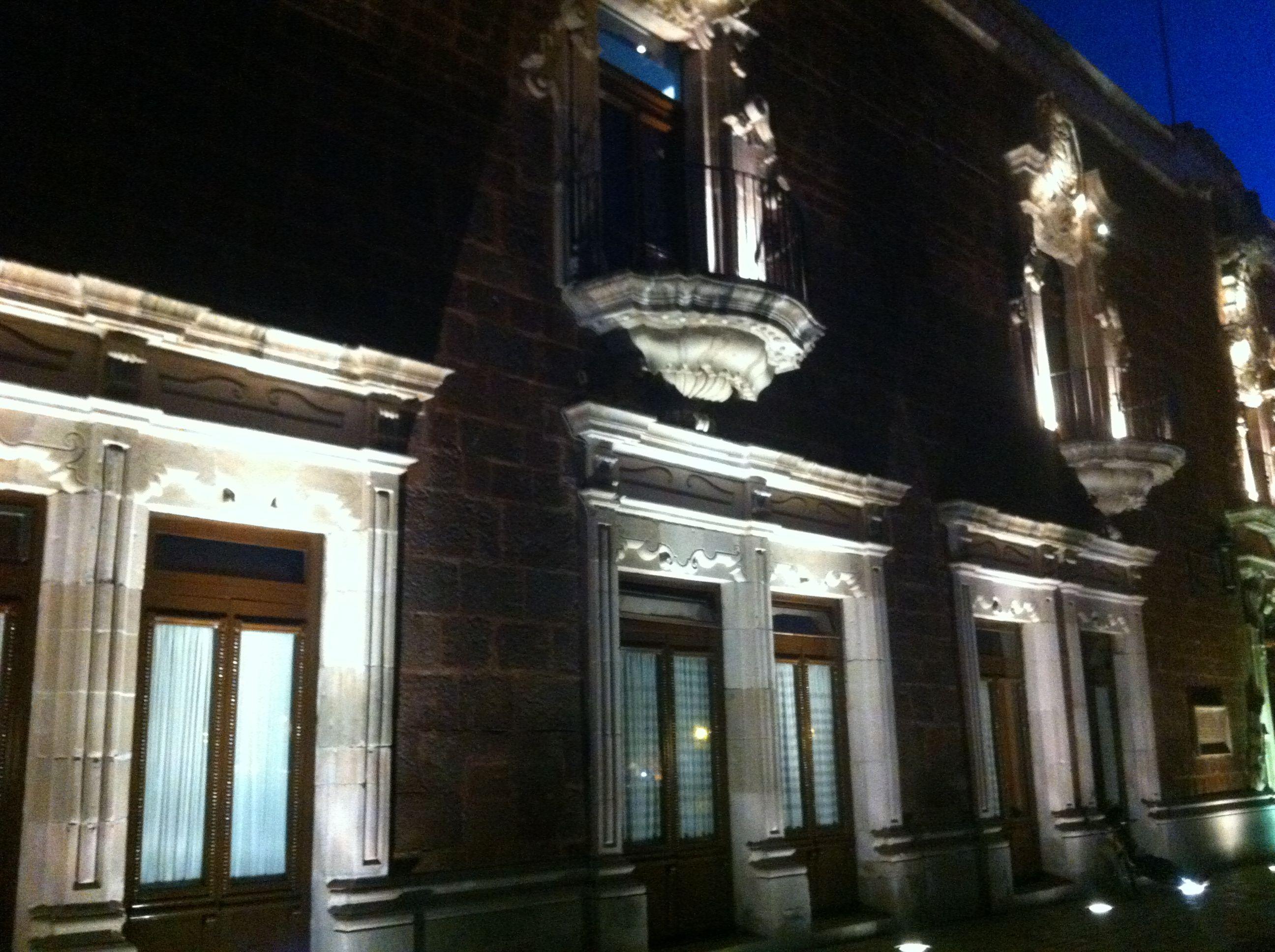 Aguascalientes, Mexico. una obra arquitectonica bellisima