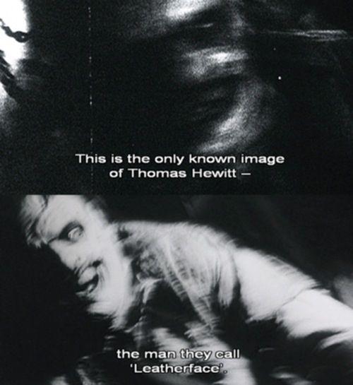 Thomas Hewitt Horror Movies Slasher Movies Leatherface