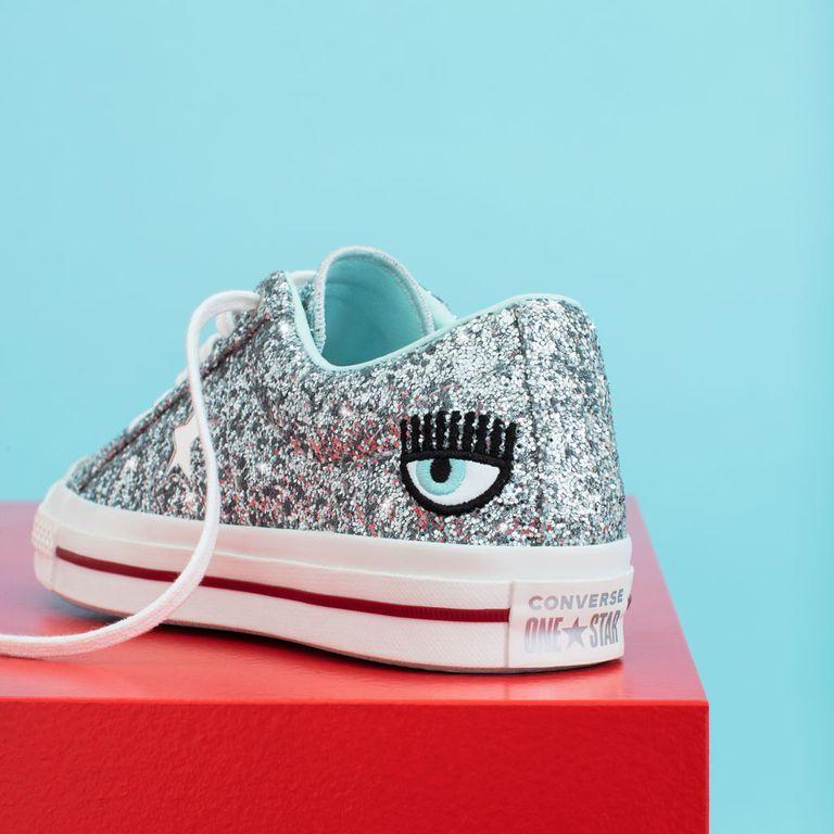 c61cb02ef3a9 Chiara Ferragni x Converse  ya están a la venta las sneakers del verano