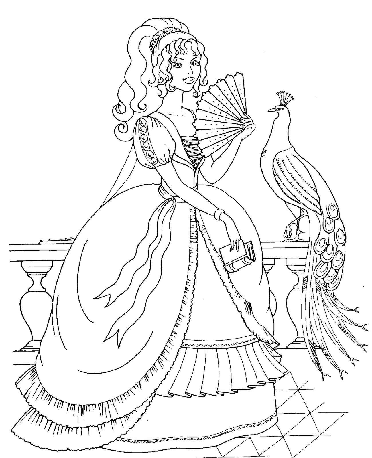 Disney Princess Full Size Coloring Pages Through The Thousand Photos On The Internet Ab Princess Coloring Pages Peacock Coloring Pages Mermaid Coloring Pages