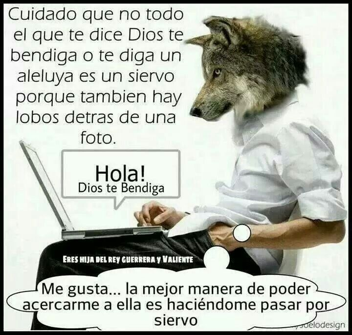 Atentas A Los Lobos Vestidos De Ovejas Memes Ecard Meme Quotes