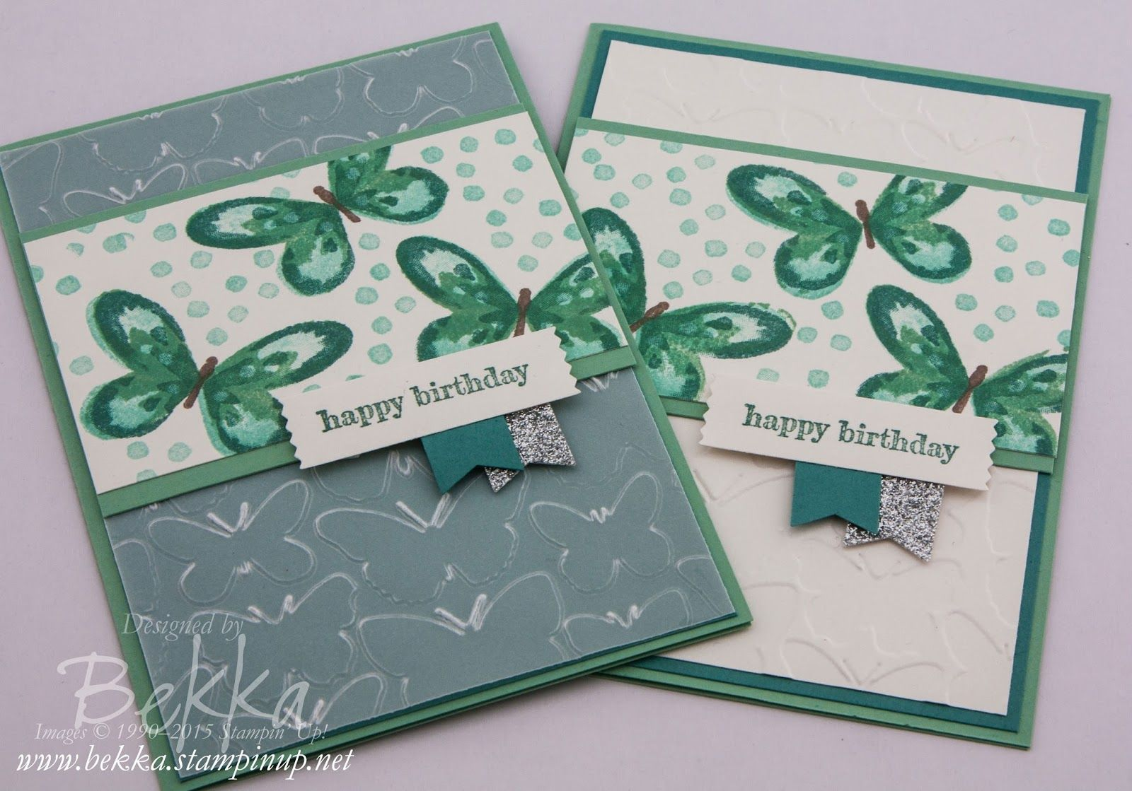 Watercolor Wings Birthday Cards Check Them Out Here Card Layouts