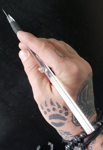 Photo of Pick and Poke Tattoo Company, BlackHeart Black Tattoo Ink made in USA