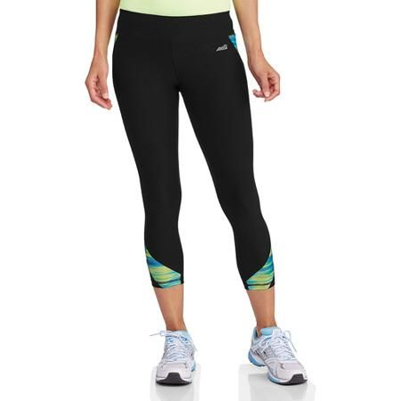 Avia Women's Performance Capri Pants - Walmart.com