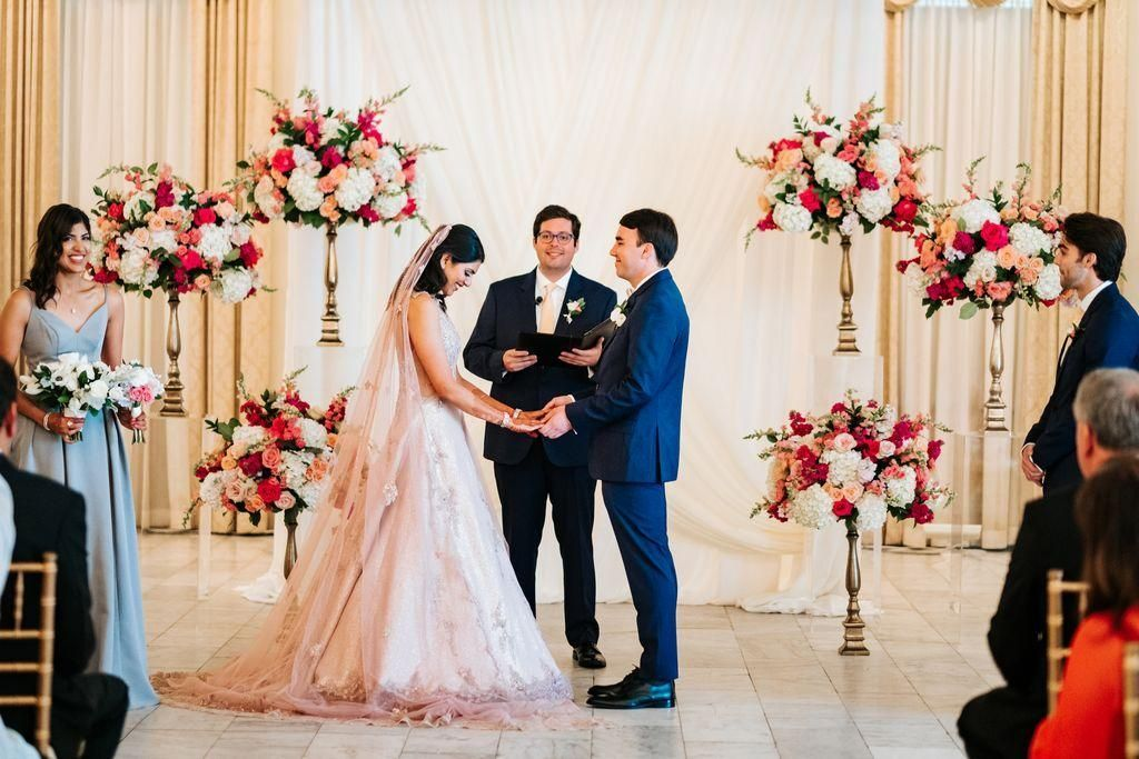 The Latest Trend In Weddings Asking A Family Member Or Close Friend To Officiate Our Story At The Link Has Everything Yo In 2020 Wedding Wedding Officiant Ceremony
