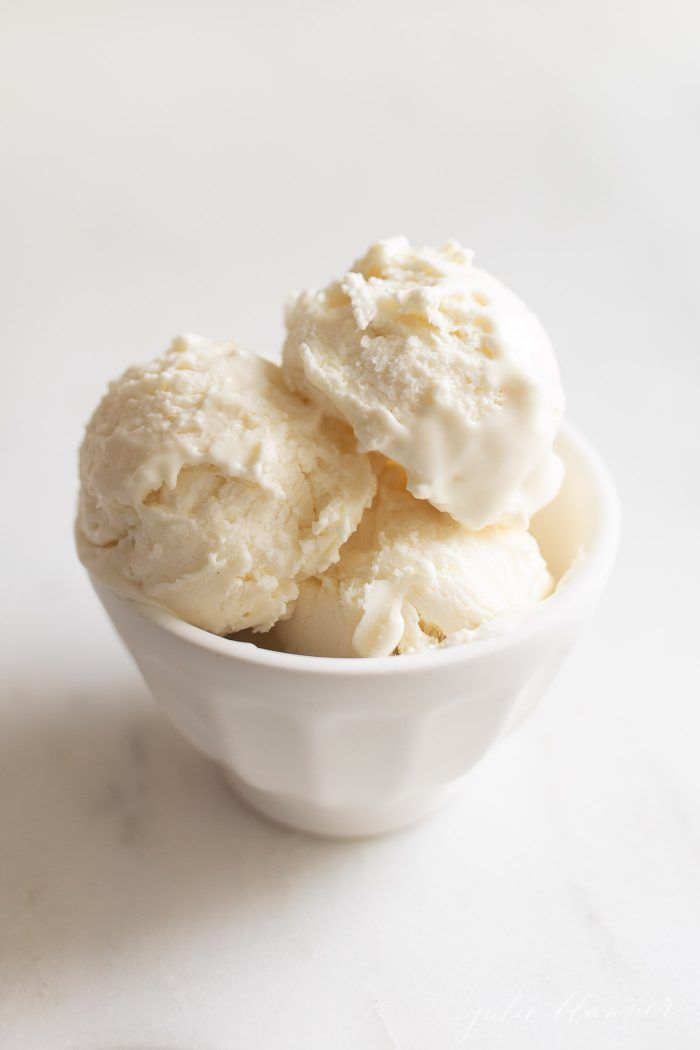 No Ice Cream Maker Necessary For This Incredible Cream Cheese Ice Cream It S Ever Homemade Ice Cream Cheesecake Ice Cream Recipe Cream Cheese Ice Cream Recipe