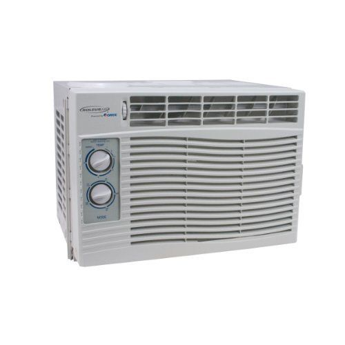 SOLEUS AIR SG-WAC-05SM 5,000 Cooling Capacity (BTU) Window