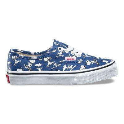 Kids Vans x Peanuts Authentic | Shop