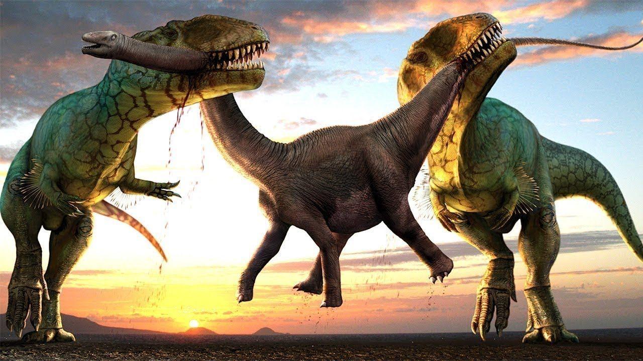 10 Größte Dinosaurier, die die Erde beherrschten