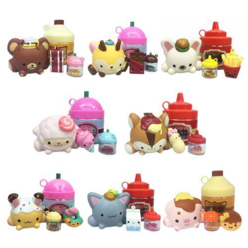 smooshy Mushy SERIE 1 Sorpresa Confezione NUOVO Squishies, Toy and Slime