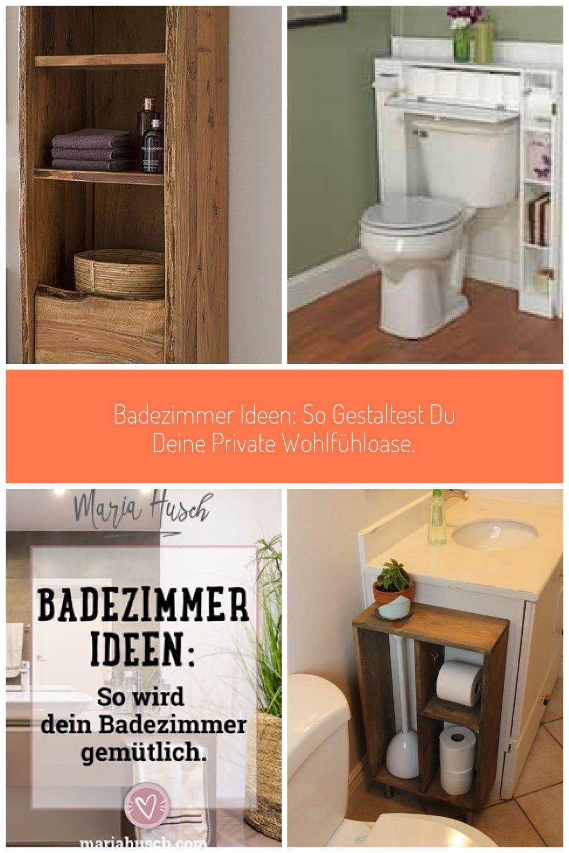 Kasper Wohndesign Badezimmer Hochschrank Akazie Massiv Holz Live
