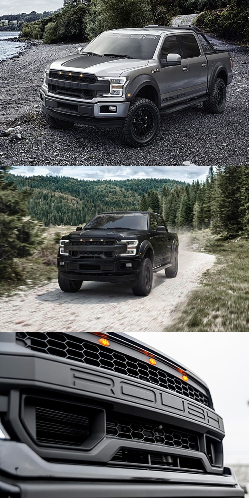 2020 Roush F150 Brings OffRoad Flavor. The 2020 Roush