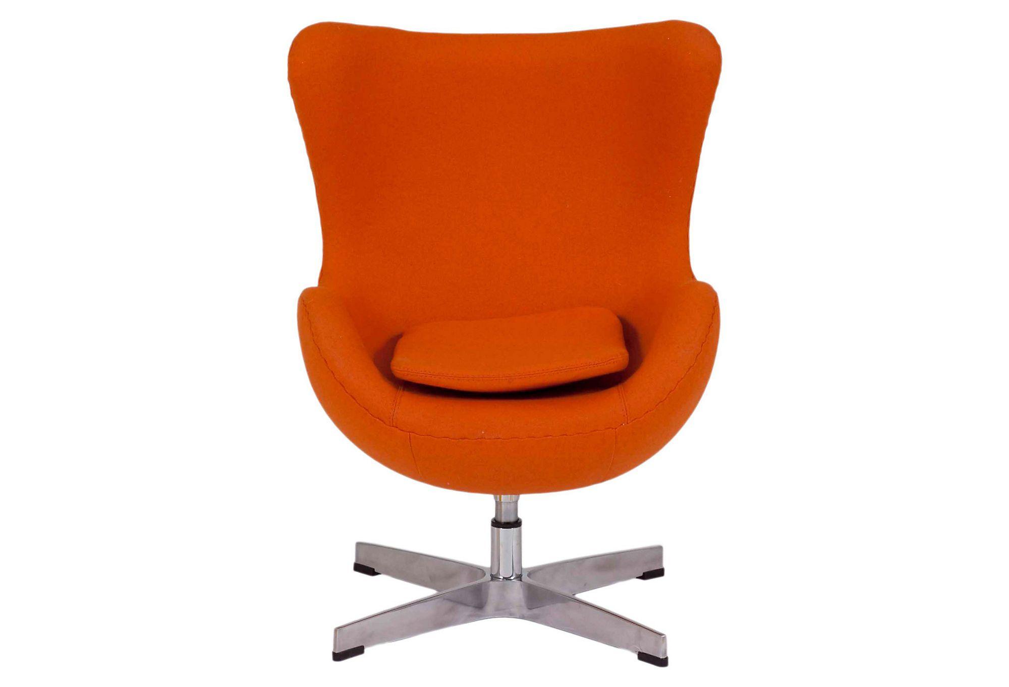 Jetson Swivel Chair, Orange #Chair #KidsBaby #Home #BedBathFurniture