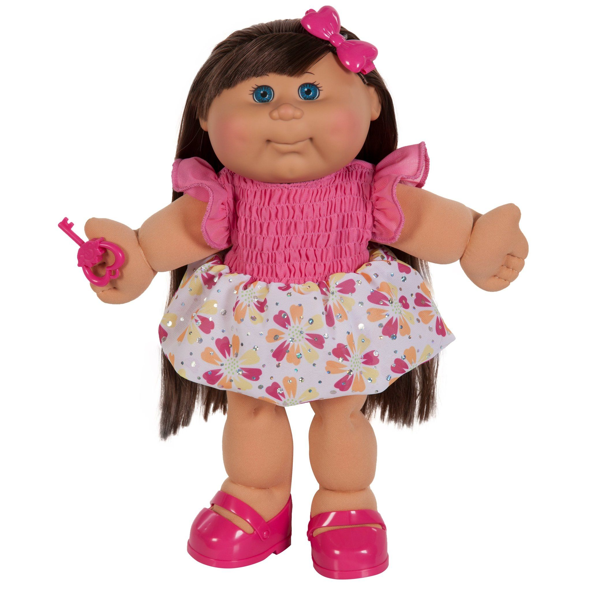 Ruched Girl 14 Inch Cabbage Patch Kids In 2020 Patch Kids Cabbage Patch Dolls Cabbage Patch Kids
