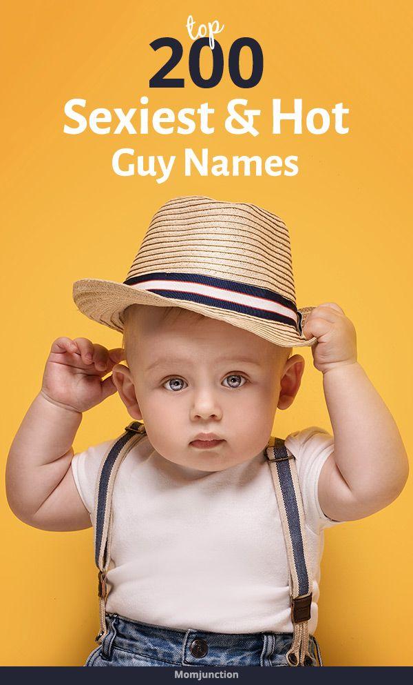 sexy boy names