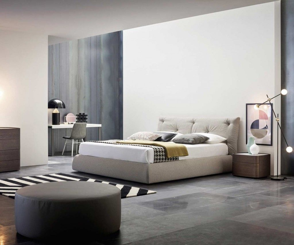 novamobili polsterbett modo mit bettkasten furniture bed modern bedroom bedroom