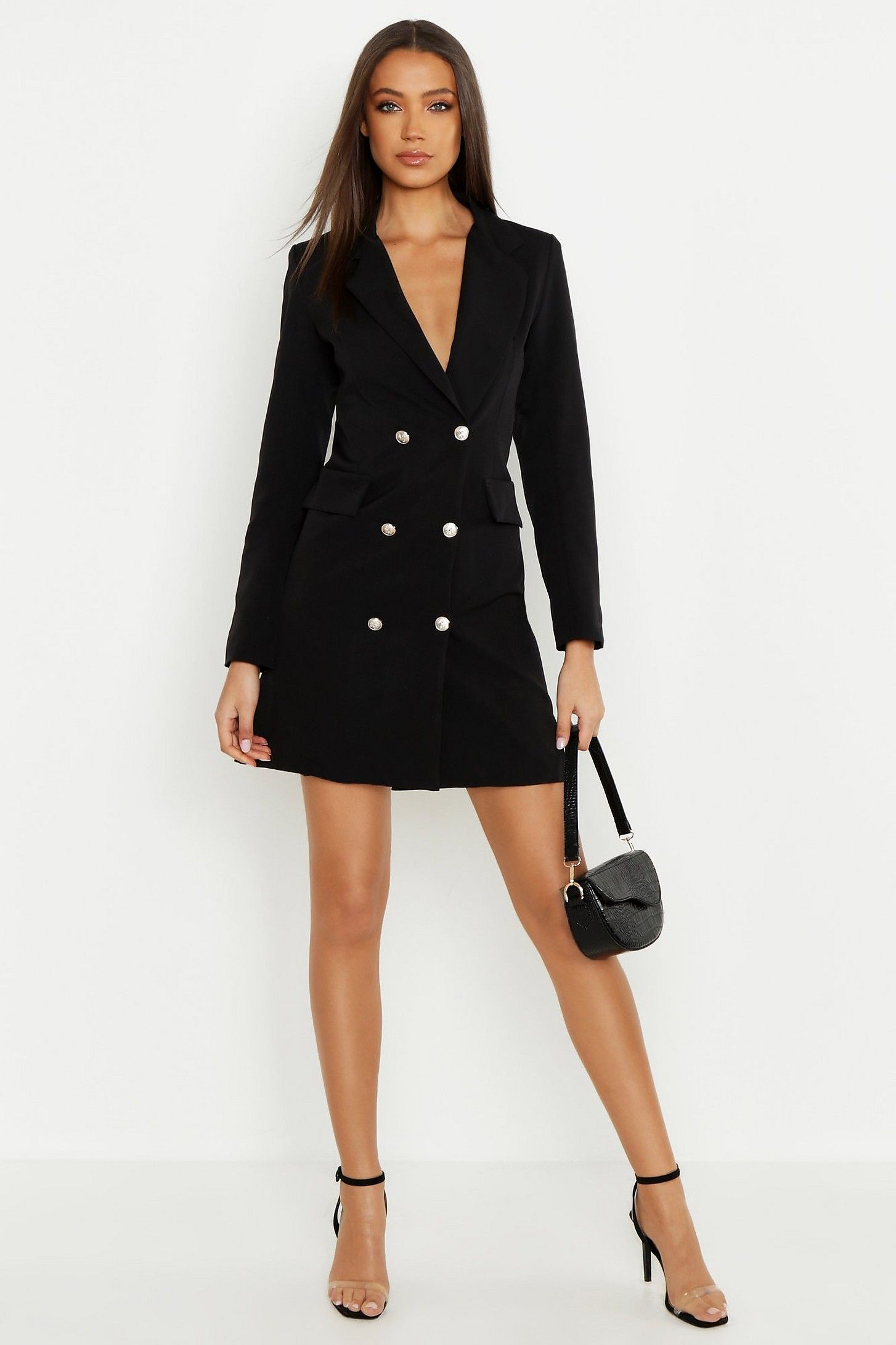 Tall Blazer Dress Boohoo Blazer Dress Blazer Dress Outfits Clothes [ 2182 x 1454 Pixel ]