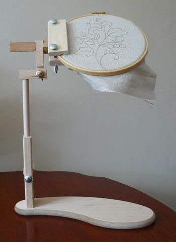 hoop not included Elbesee Versatile Table Clamp Made in the UK