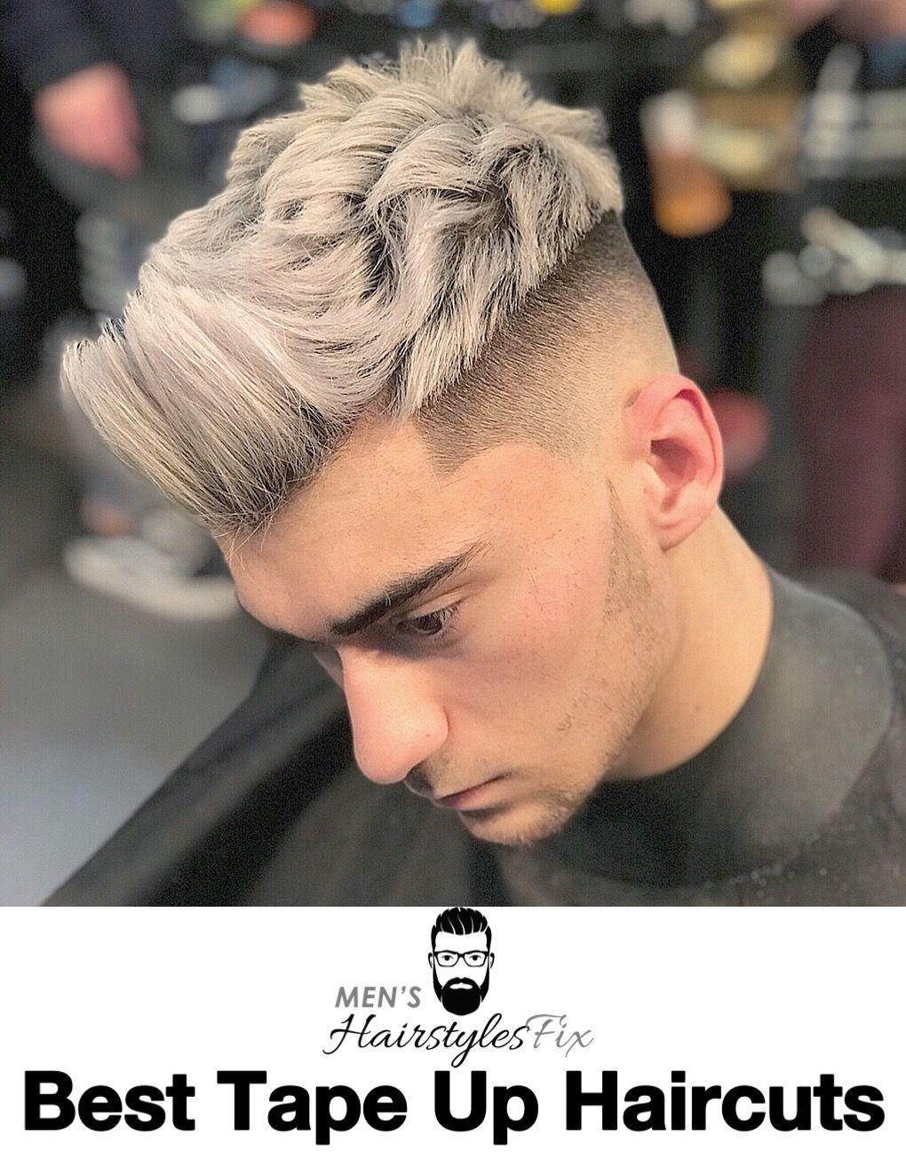 best tape up haircuts in short hair men pinterest hair