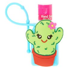 Cactus Hand Sanitizer Gel De Bano Material Escolar Perfume