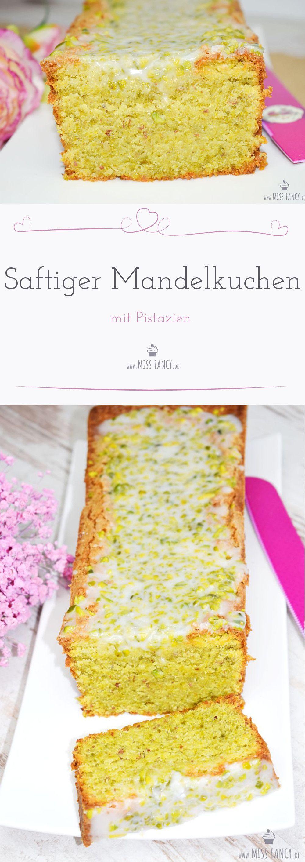 Ein beliebtes Rezept ist unser Mandelkuchen mit Pistazien der sogar glutenfrei gebacken werden kann Ein saftiger und schmackhafter Kuchen für jeden Anlass